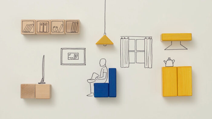 Animated case study about IKEA