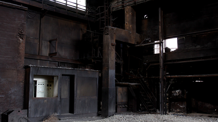 Abandoned factories for shooting in Hungary