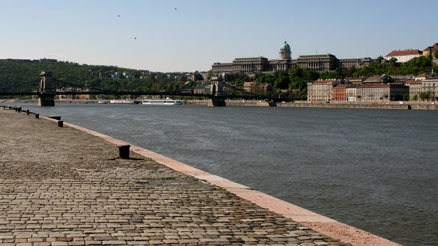 Danube banks for feature films in Budapest