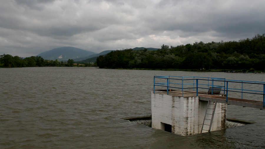 River sites for film production in Hungary