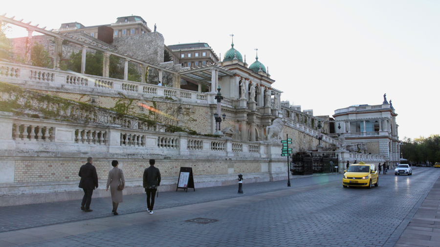 Historic buildings for shooting in Budapest