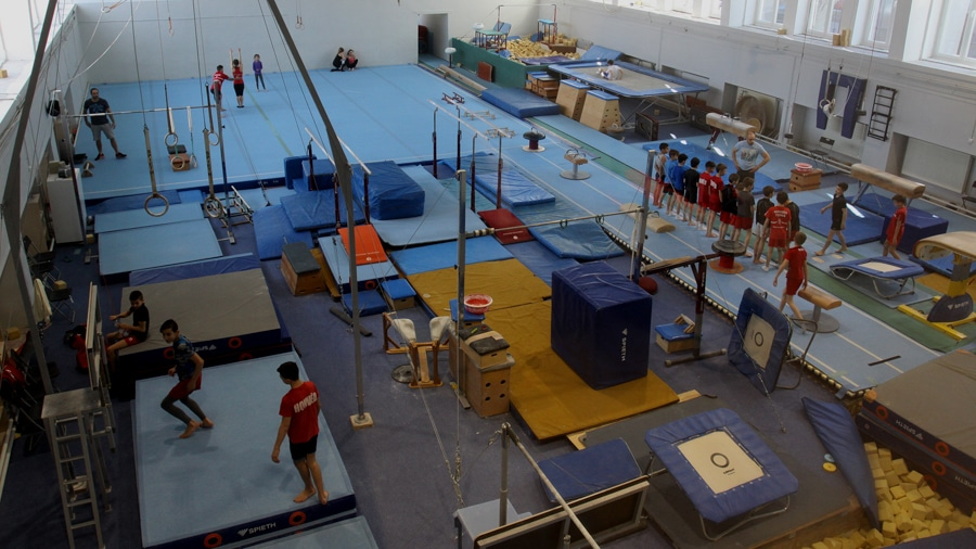 Sport facility for feature films in Hungary